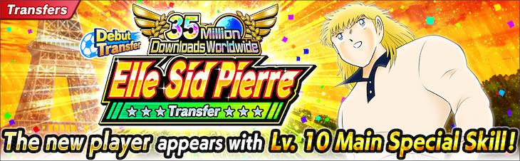 35 Million Downloads Worldwide Elle Sid Pierre Transfer