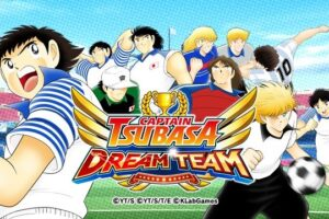 Captain Tsubasa: Dream Team is a Free-to-play multiplayer football mobile game