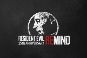 Resident Evil celebrates its 25th anniversary!