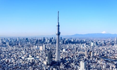 Tokyo Skytree started a global campaign for a hope